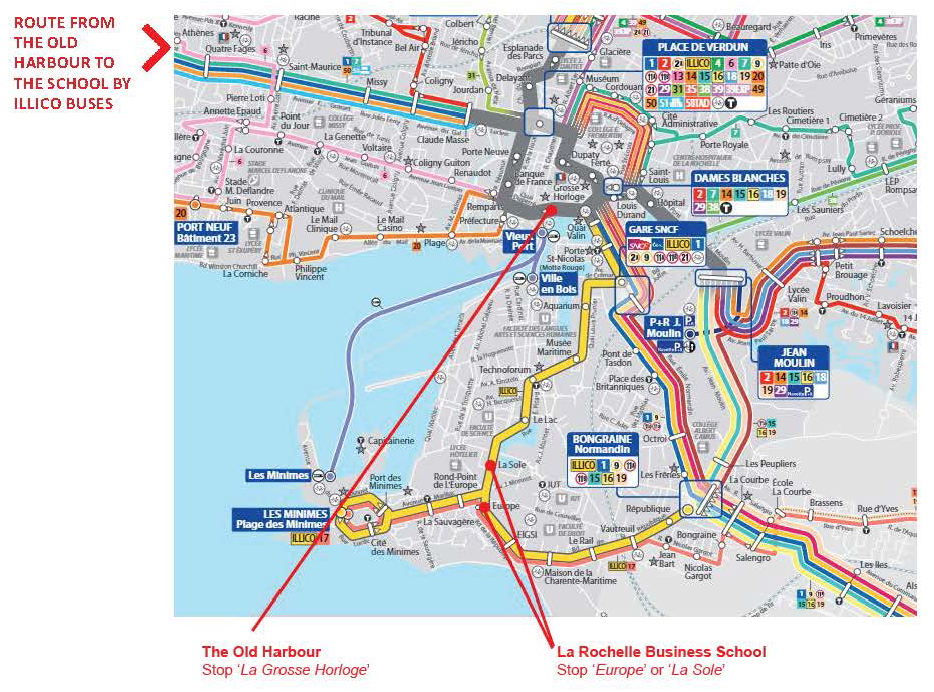 Access_and_campus_map-la-rochelle